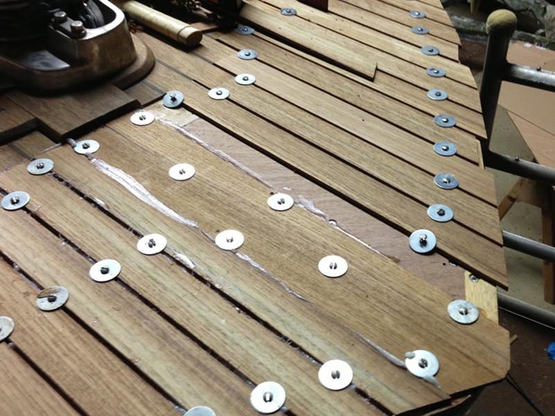 Holz-Reparaturen