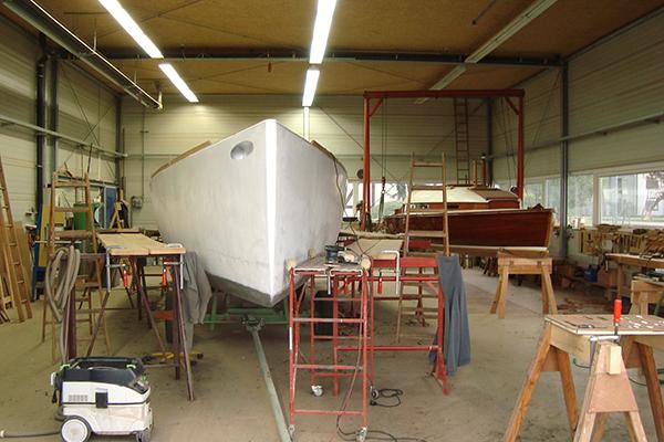 Werft Werkstatt